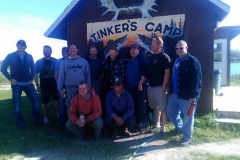 Tinker's Camp - Group Booking